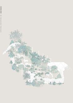 UENO ZOO MAP by Haruka Misawa - 谷德设计网