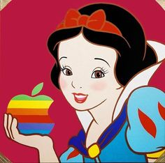 damn snowhite! back at it with the poison apple!