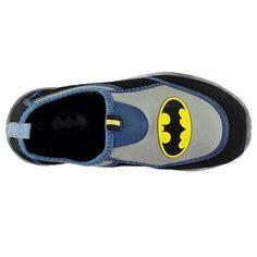 Boys Character Aqua Shoes: Batman Water Shoes – Novelty-Characters