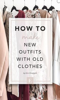 Shop Your Closet: How to Make Cute Outfits with Old Clothes New outfits from your closet, minimalist Minimal Fashion, Timeless Fashion, Style Fashion, Urban Minimalist Fashion, Women's Fashion, Fashion Stores, Minimalist Living, Cheap Fashion, Ladies Fashion