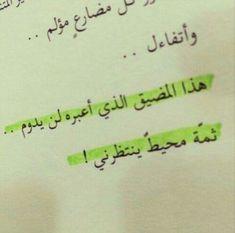 أيها الأمل شاركني الطريق...وانتظر يانصر فإني آت!