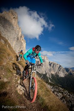 Need to return to the Rifugio Scoiatolli, Dolomites, Italy. This time with a bicycle ride through Morodor.