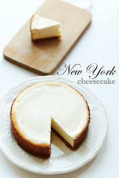 cheesecake is one of my favourite desserts!