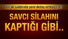 İzmir'deki alçak saldırıda yeni detay ortaya çıktı