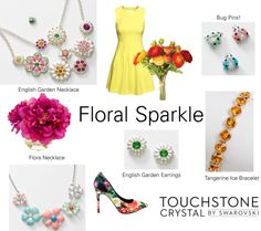 Pretty things that sparkles! My new adventure with Touchstone Crystals by Swarovski.