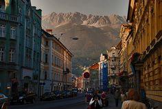 Austria, Innsbruck, via Flickr.