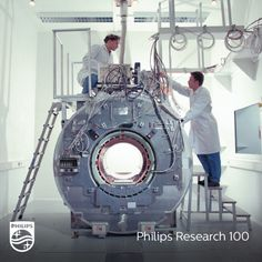 Work in progress - a closer look at our MRI scanner | #Research100