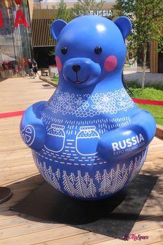 EXPO 2015 Padiglione Russia | www.romyspace.it