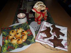 Sabines und Anjas Hobbyeck: God Jul! Breakfast, Food, Sweden, Weihnachten, Baking, Rezepte, Morning Coffee, Meals, Morning Breakfast