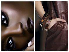 Painel de inspiração marron + Moda   Andrea Velame Blog