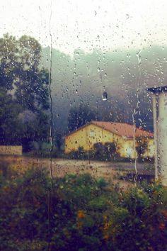 """The sound of the rain .. needs no translation"" - Alan Watts"