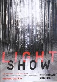 the light show hayward gallery - Google Search