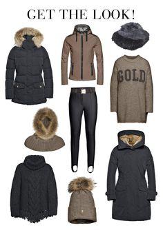 maybe this for the ski trip? Snow Wear, Winter Wear, Autumn Winter Fashion, Ski Weekends, Ski Sport, Stylish Winter Outfits, Ski Gear, Alaska, Ski Fashion