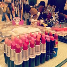 MAC lipsticks!