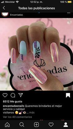 Hair Beauty, Nails, Perfect Nails, Pretty Nails, Make Up, Frases, Decorations, Short Nail Manicure, Nail Manicure