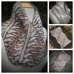 Ravelry: Fancy Brioche Weekend (Workshop) pattern by Stitchnerd Designs