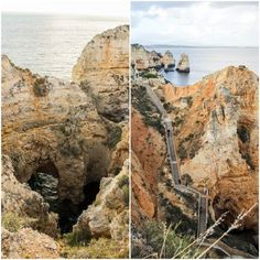 The Portuguese coastal town offers a myriad of beautiful attractions for travelers. Here are the 6 most beautiful places to see in Lagos: Portugal Vacation, Portugal Travel, Beautiful Places To Travel, Cool Places To Visit, European Vacation, Roadtrip, Countries Of The World, Travel Inspiration, Algarve