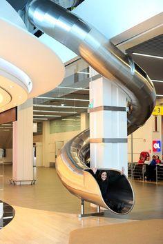escalator slide - Google Search