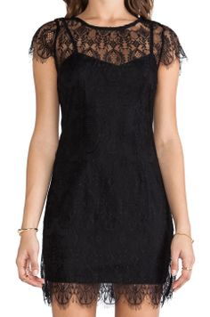 SURRENDER LACE DRESS