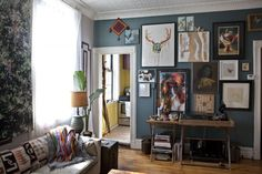 Peep The Rustic-Chic BK Pad Of A Project Runway Winner #Refinery29