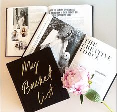 MY BUCKET LIST~journal – Someday boutique IN STOCK NOW space to insert pictures, inspiring quotes, world map & beautiful photography from around the world. A must have for the Wanderluster!!
