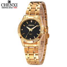 $9.89 (Buy here: https://alitems.com/g/1e8d114494ebda23ff8b16525dc3e8/?i=5&ulp=https%3A%2F%2Fwww.aliexpress.com%2Fitem%2FCHENXI-brand-fashion-design-business-Watches-Women-clock-casual-stainless-gold-steel-luxury-wrist-quartz%2F32653937753.html ) CHENXI brand fashion design business Watches Women clock casual stainless gold steel luxury wrist quartz watch gift 050A for just $9.89