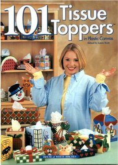 101 Tissue Toppers « Os Crochês da Cristina