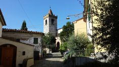 Serravalle Pistoiese...stone village in the Tuscan hills close to Pistoia