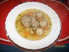 Rezept: Suppeneinlagen; Opa Alfred`s Feine Marklösschen Bild Nr. 4