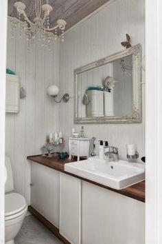 Myydään Kerrostalo 3 huonetta - Vantaa Martinlaakso Kivivuorenkuja 5 - Etuovi.com 9584377 Lassi, Sweet Home, Vanity, Bathroom, Dressing Tables, Washroom, Powder Room, House Beautiful, Vanity Set