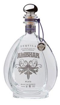 Ambhar Platinum Tequila, $79.00 #tequila #superbowl #1877spirits