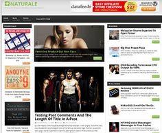 Pressimo Free Responsive WordPress Theme  This is a grid news/magazine WordPress…