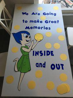 Disney Classroom, Classroom Board, Toddler Classroom, Preschool Classroom, Classroom Themes, Preschool Activities, Toddler Daycare, Kindergarten, Disney Bulletin Boards