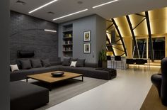 High Lounge By Alex Obraztsov   HomeAdore