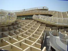 Plaza de la encarnación: Mirador