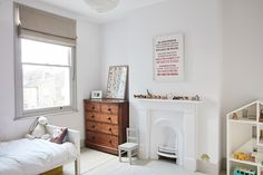 Victorian house in Stoke Newington Knock through living room with period features Kitchen with doors to garden ...