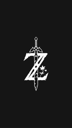 The legend of Zelda logo mark