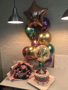 31 Ideas for birthday surprise boyfriend party pictures Birthday Cake For Him, Birthday Goals, 18th Birthday Party, Happy Birthday, Birthday Balloon Decorations, Birthday Balloons, Birthday Surprise Boyfriend, Birthday Photography, Birthday Design
