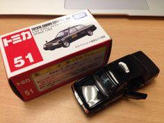 TAKARA TOMY Toyota Crown Taxi 1:63