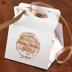 Très jolies boites à imprimer <3 Diy Gift Box, Diy Box, Gourmet Gifts, Merry And Bright, Gift Packaging, Merry Xmas, Special Gifts, Christmas Crafts, Paper Crafts