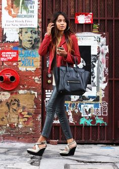 Time for Fashion » Style bloggers' it bags