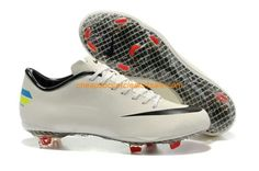 Buy Nike Mercurial Vapor Superfly IV Fourth style CR7 Cristiano Ronaldo exclusive personal soccer cleats white black