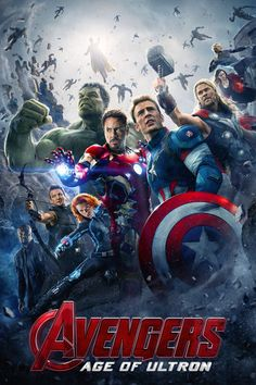 Watch Avengers: Age of Ultron Full Movie only @ Movieslux.com