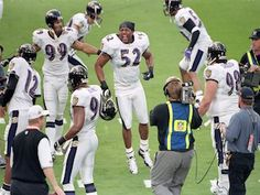 January 28, 2001: Ray Lewis and the 2000 Baltimore Ravens cemented their legacies on defense with a dismantling of the New York Giants, 34-7