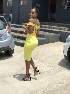 Tsonga Traditional Dresses, South African Traditional Dresses, Traditional Wedding Dresses, African Print Fashion, African Fashion Dresses, African Prints, African Dress, Pretty Dresses, Beautiful Dresses
