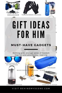 The most engaging handpicked gift ideas for Him: practical and innovative outdoors gadgets you need to know before you pick the present. Read it now! Road Trip Checklist, Travel Checklist, Survival Gadgets, Camping Gadgets, Must Have Gadgets, Cool Gadgets, Kelly Kettle, Small Washing Machine, Sun Power
