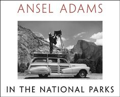 Ansel Adams in the National Parks: Photographs from America's Wild Places by Ansel Adams http://www.amazon.com/dp/0316078468/ref=cm_sw_r_pi_dp_r3ygub1ZC2E61