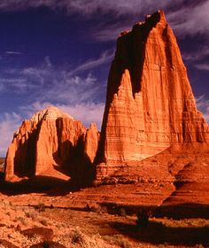 Capitol Reef National Park...been to literally every other National Park in Utah, not this one