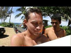 Get inspired by Derek Rabelo - a blind Brazilian surfer who recently took on Pipeline.