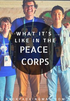 Four Peace Corps volunteers are interviewed in Kyrgyzstan about how they feel about being in the Peace Corps and the reality of it. Very interesting for anyone who has ever been curious about it.